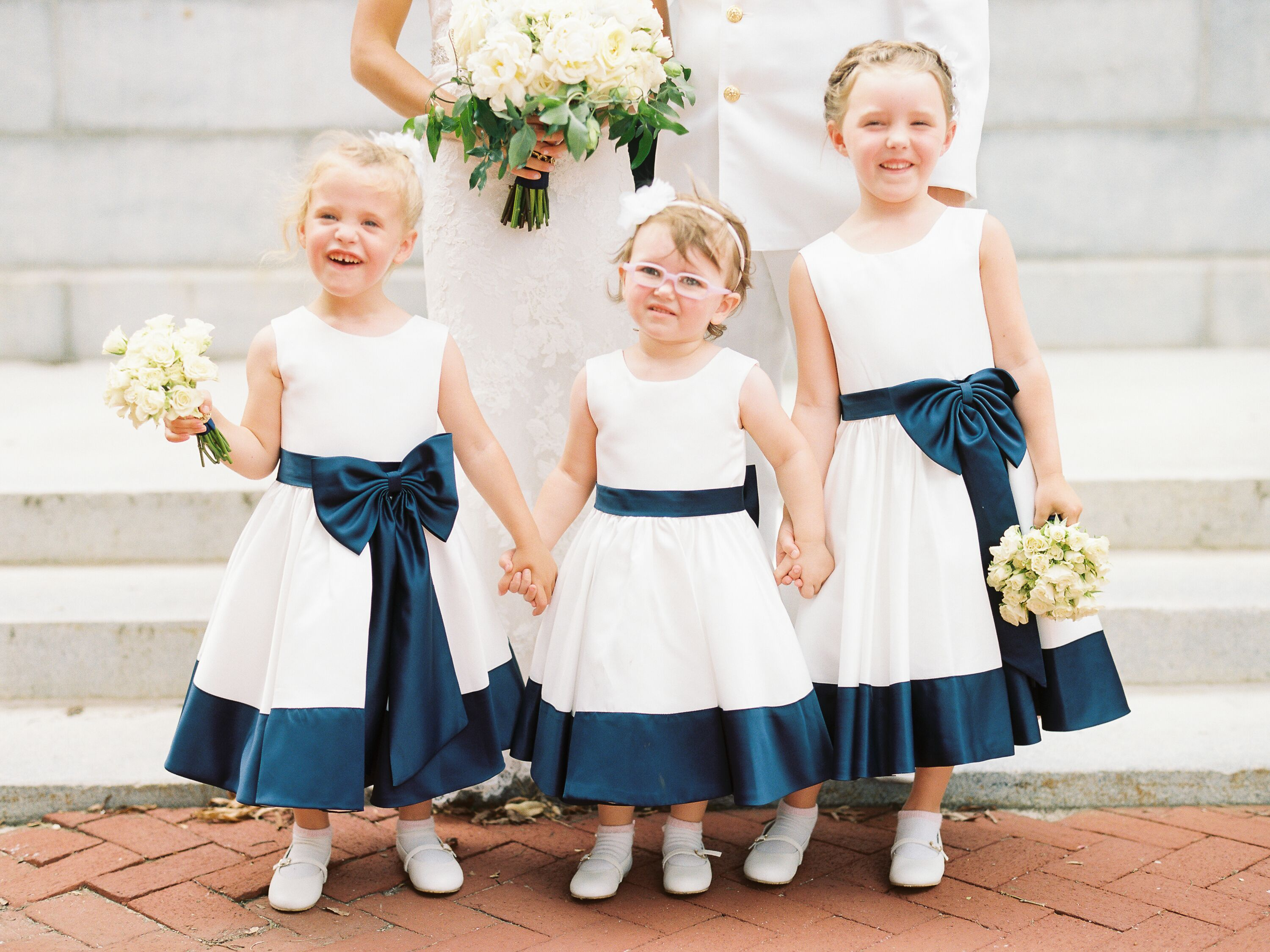 1d60887c35 Flower Girl Dresses Navy Bow - Gomes Weine AG