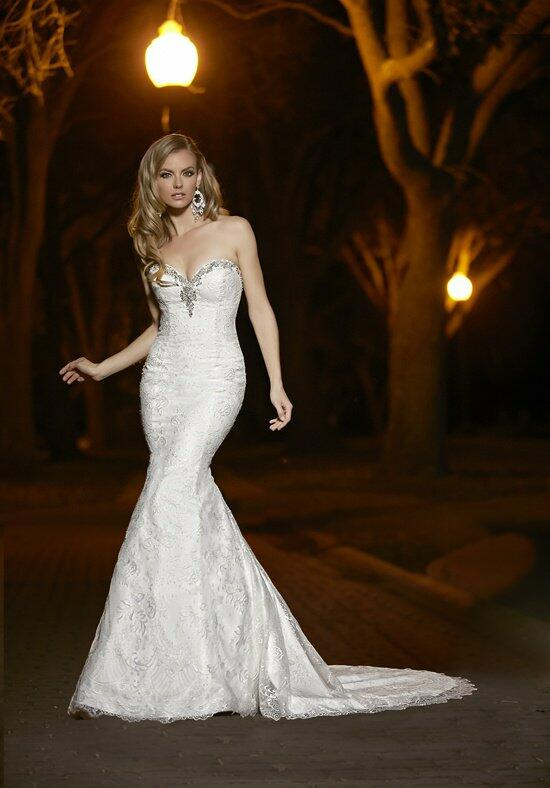 Simone Carvalli 90252 Wedding Dress photo