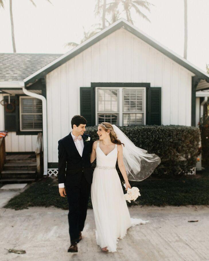 An Oceanside Wedding At Hillsboro Club In Hillsboro Beach
