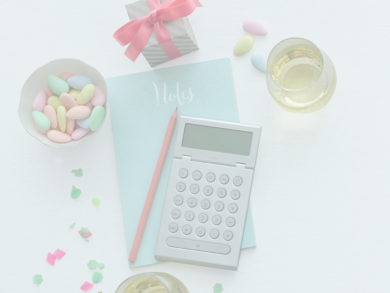 Budgeting for the wedding who pays for what your wedding budget calculator the knot sciox Images