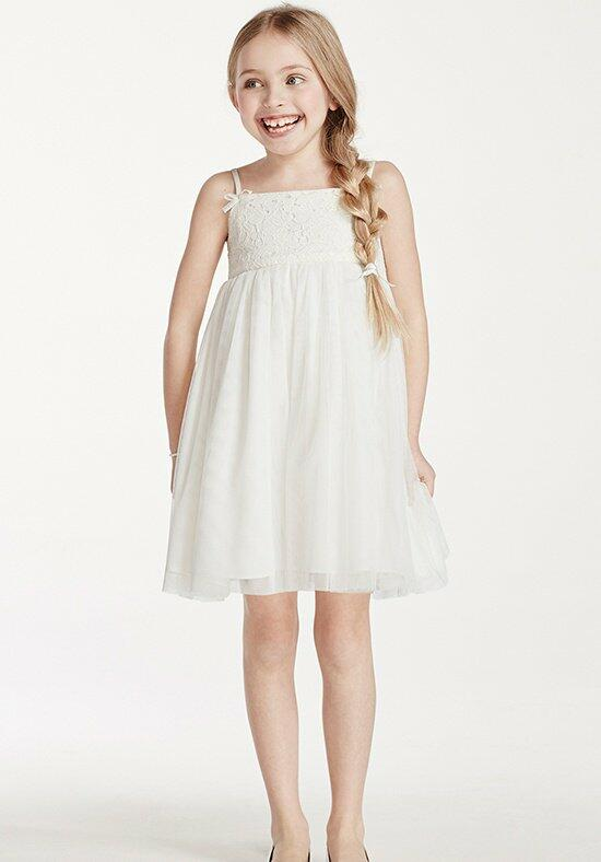 David's Bridal Juniors OP215 Flower Girl Dress photo