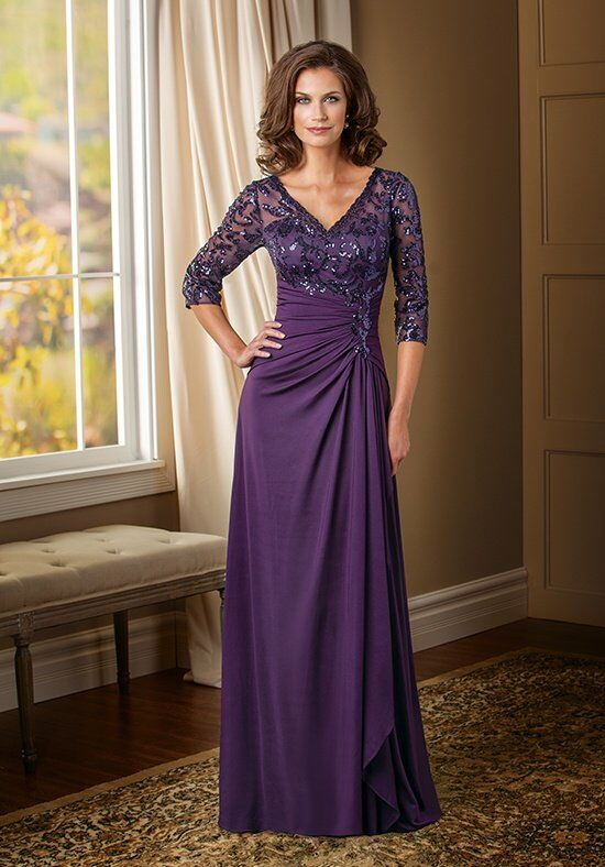Jade Couture K178015 Mother Of The Bride Dress photo