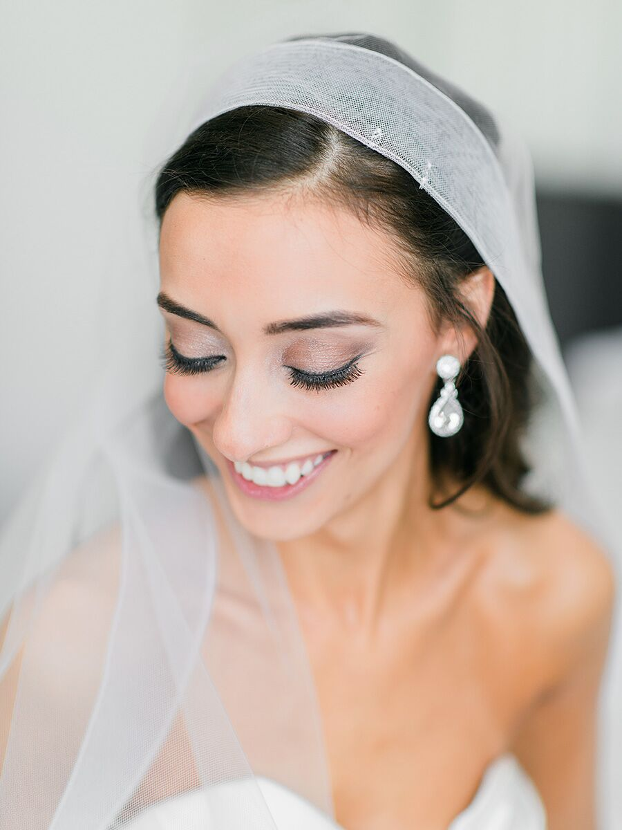 best makeup for a wedding brown eye wedding makeup inspiration and tips 1668