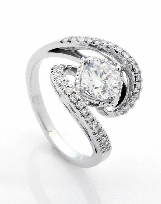 Timeless Designs R2104 Engagement Ring photo