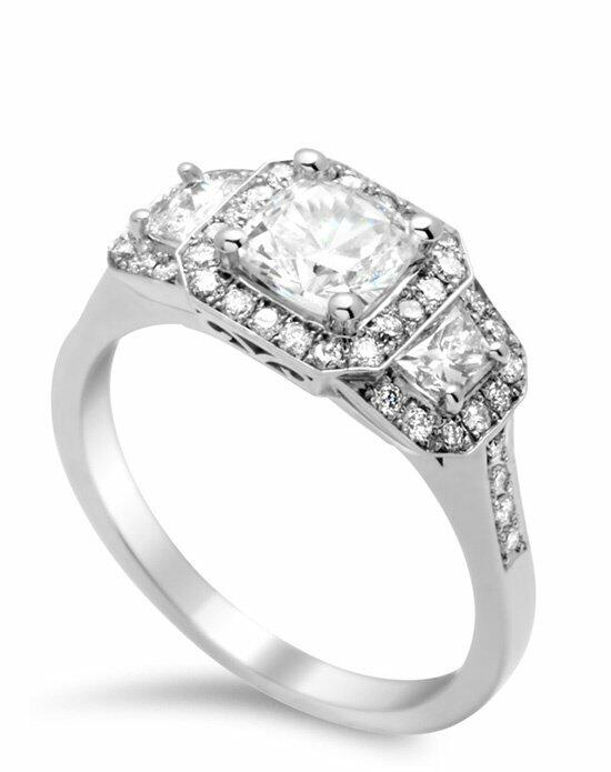 Timeless Designs R1539 Engagement Ring photo