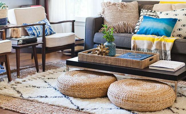 How To Layer Rugs Like A Pro