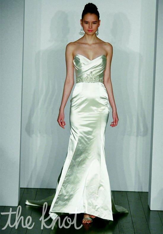 Kenneth Pool Sophisticate Wedding Dress photo