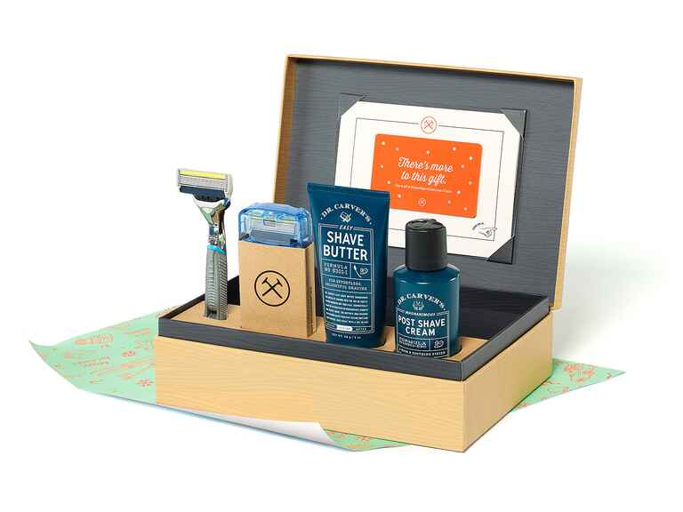 Dollar Shave Club monthly subscription best groomsmen gift