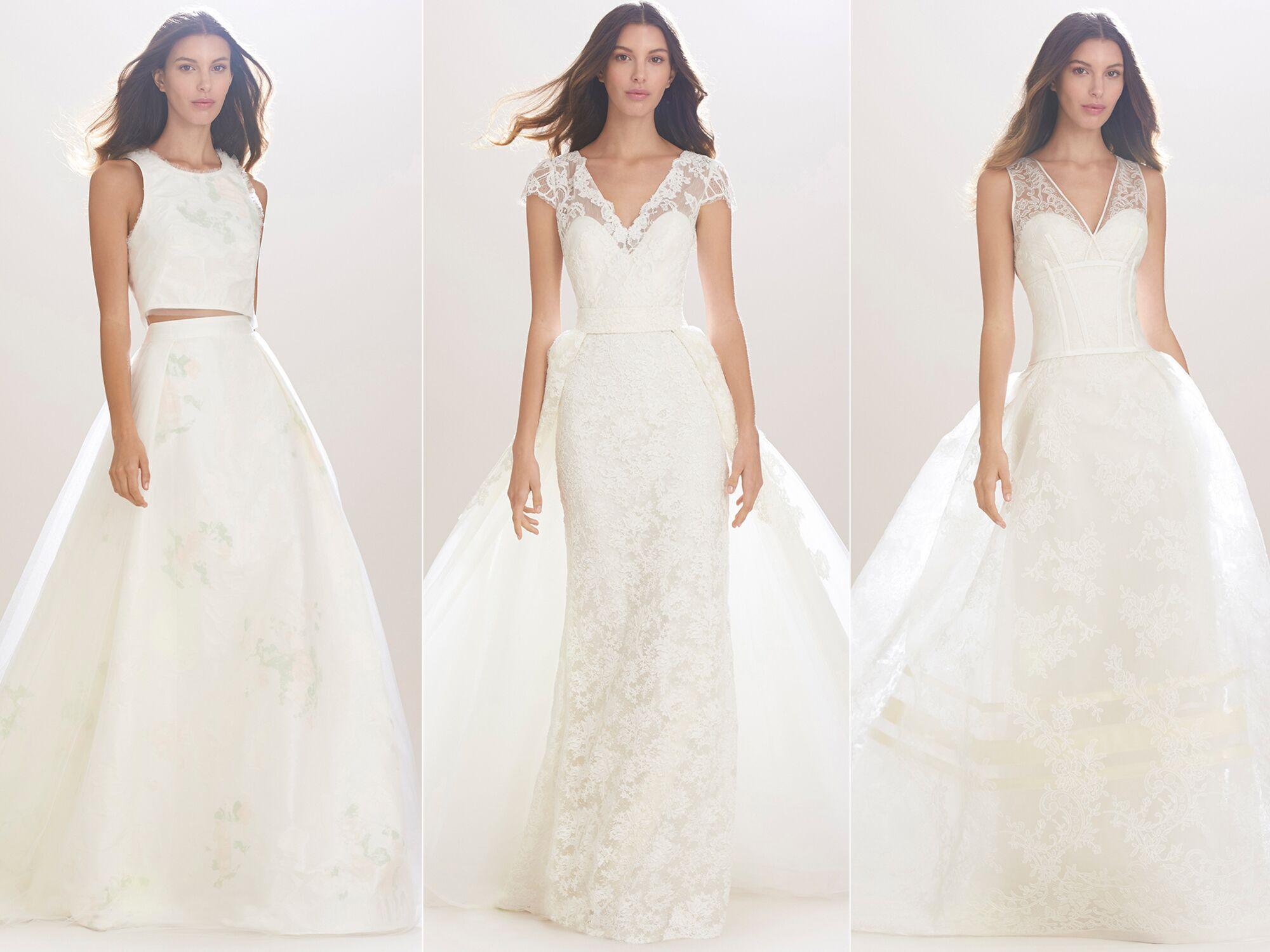 Wedding Gowns 2016: Carolina Herrera Fall 2016 Collection: Wedding Dress Photos