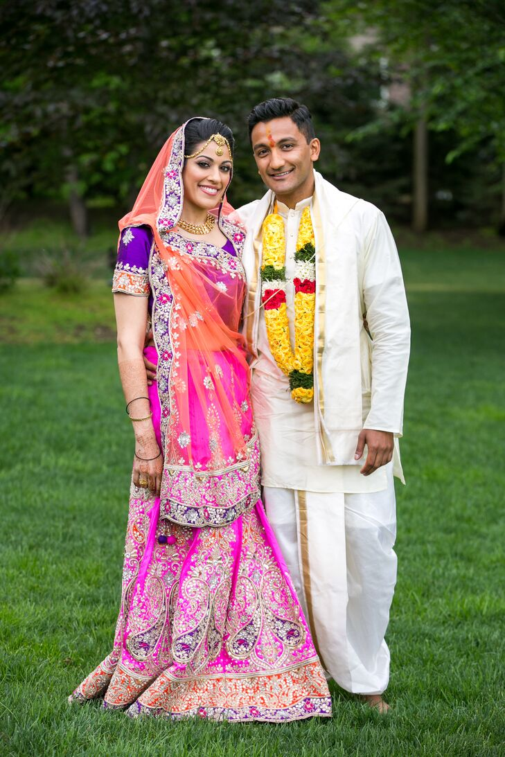 An Ultra-Bright Traditional Indian Wedding at Liberty House ...