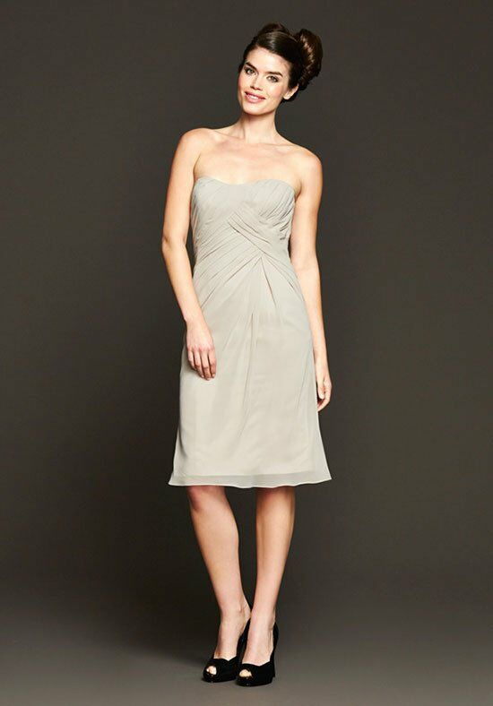 Badgley Mischka BM15-3 Bridesmaid Dress photo