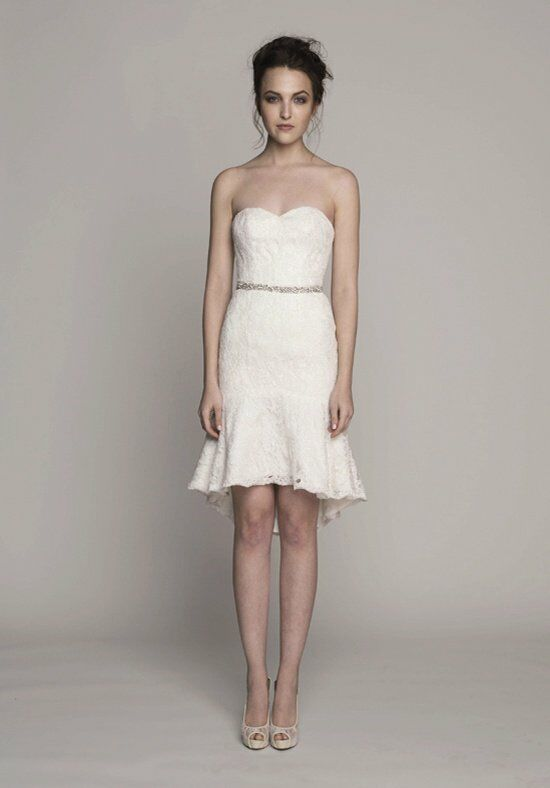 Kelly Faetanini Lola Wedding Dress photo