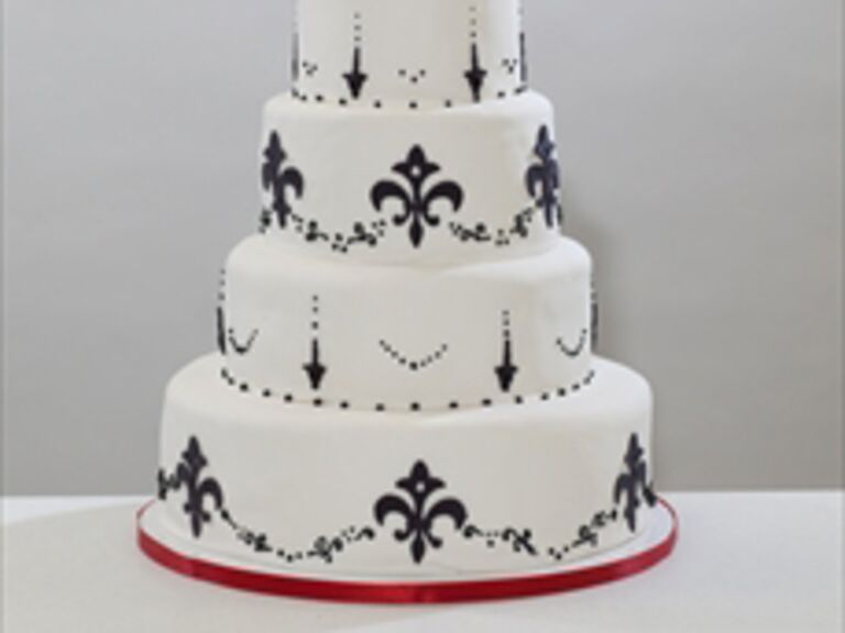 wedding cakes in baton rouge louisiana weddings 24575