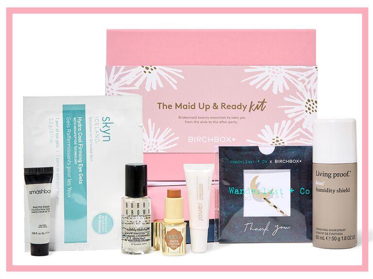 Wedding Gift Birchbox : Birchbox Has a New Bridal Kit and Its the Perfect Bridesmaid Gift