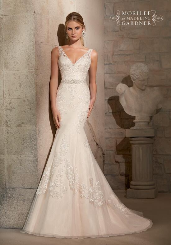 Mori Lee by Madeline Gardner 2715 Wedding Dress photo