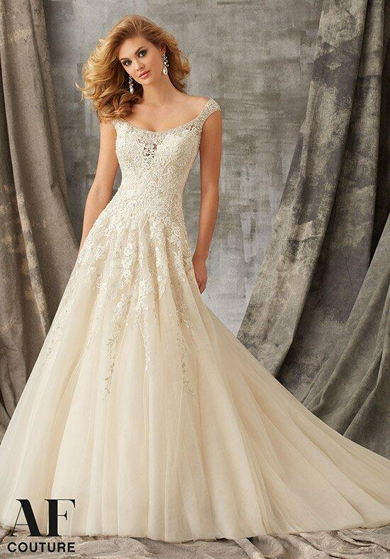 AF Couture: A Division of Mori Lee by Madeline Gardner 1351 Wedding Dress photo