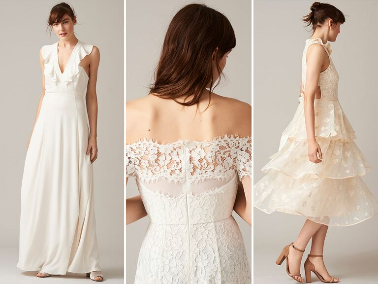 Whistles wedding dress collection for fall 2017