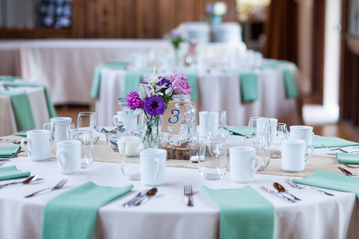 3 Best Images Of Peach And Mint Green Wedding Colors