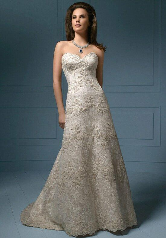 Alfred Angelo Sapphire 801/801C Wedding Dress photo