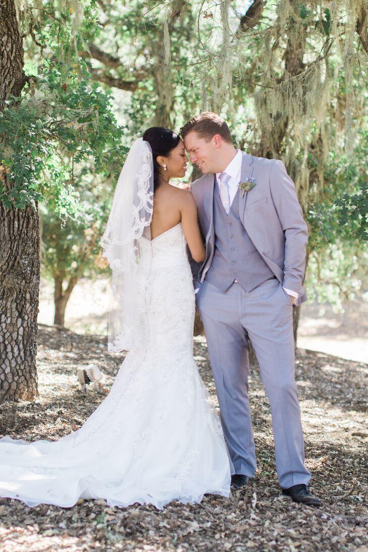 An Elegant, Vintage-Inspired Wedding at Spanish Oaks Ranch in Santa ...