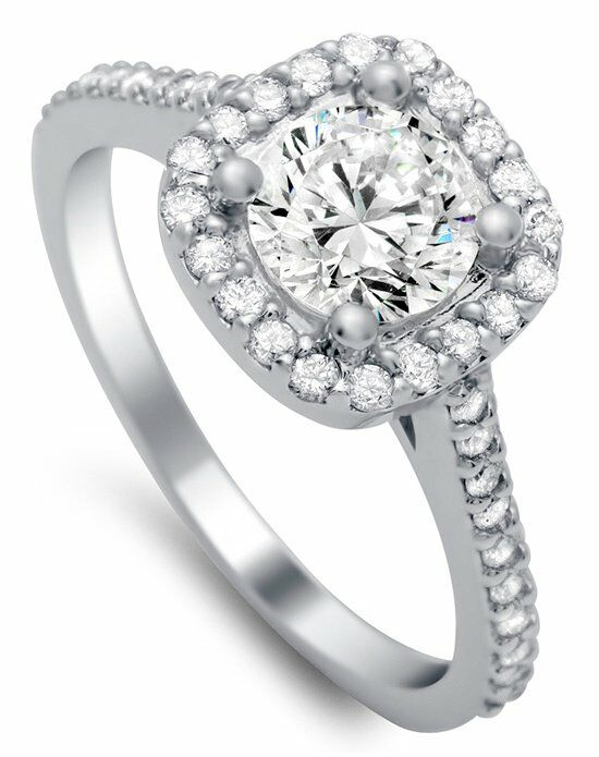 Timeless Designs R1385 Engagement Ring photo