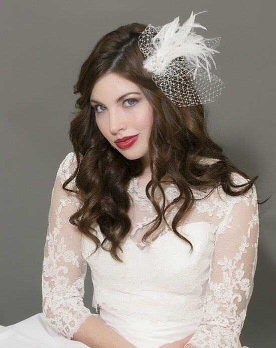 Laura Jayne Harlow Fascinator Wedding  photo