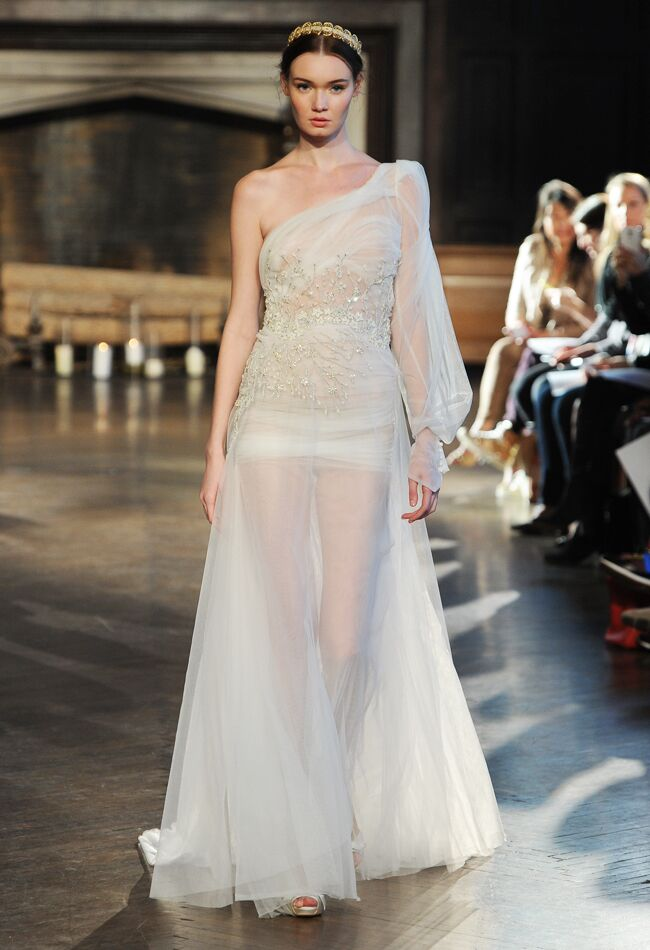 Wedding Dresses Perfect For The Grammy Awards