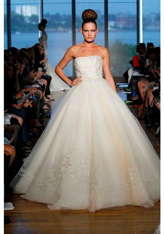 Ines Di Santo Halle Wedding Dress photo