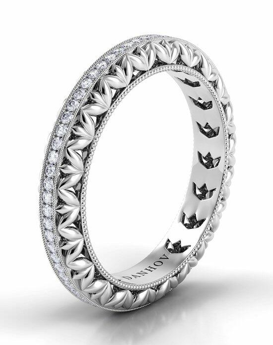 Danhov Petalo Band Wedding Ring photo