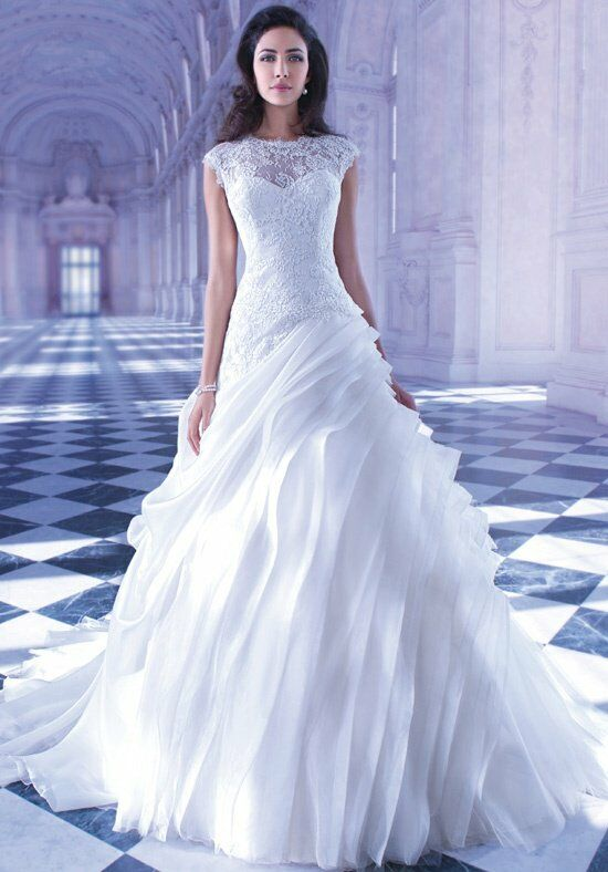 Demetrios GR251 Wedding Dress photo