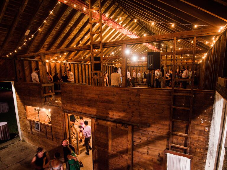 How to Have a Barn Wedding
