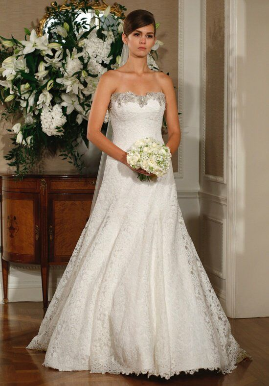 Legends Romona Keveza L370 Wedding Dress photo