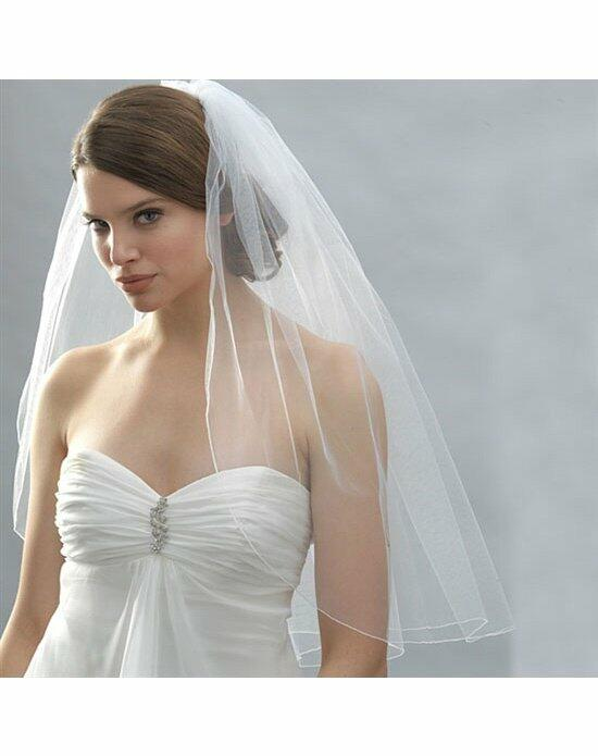 USABride 1 Layer, Pencil Edge Bridal Veil VB-422 Wedding Veils photo