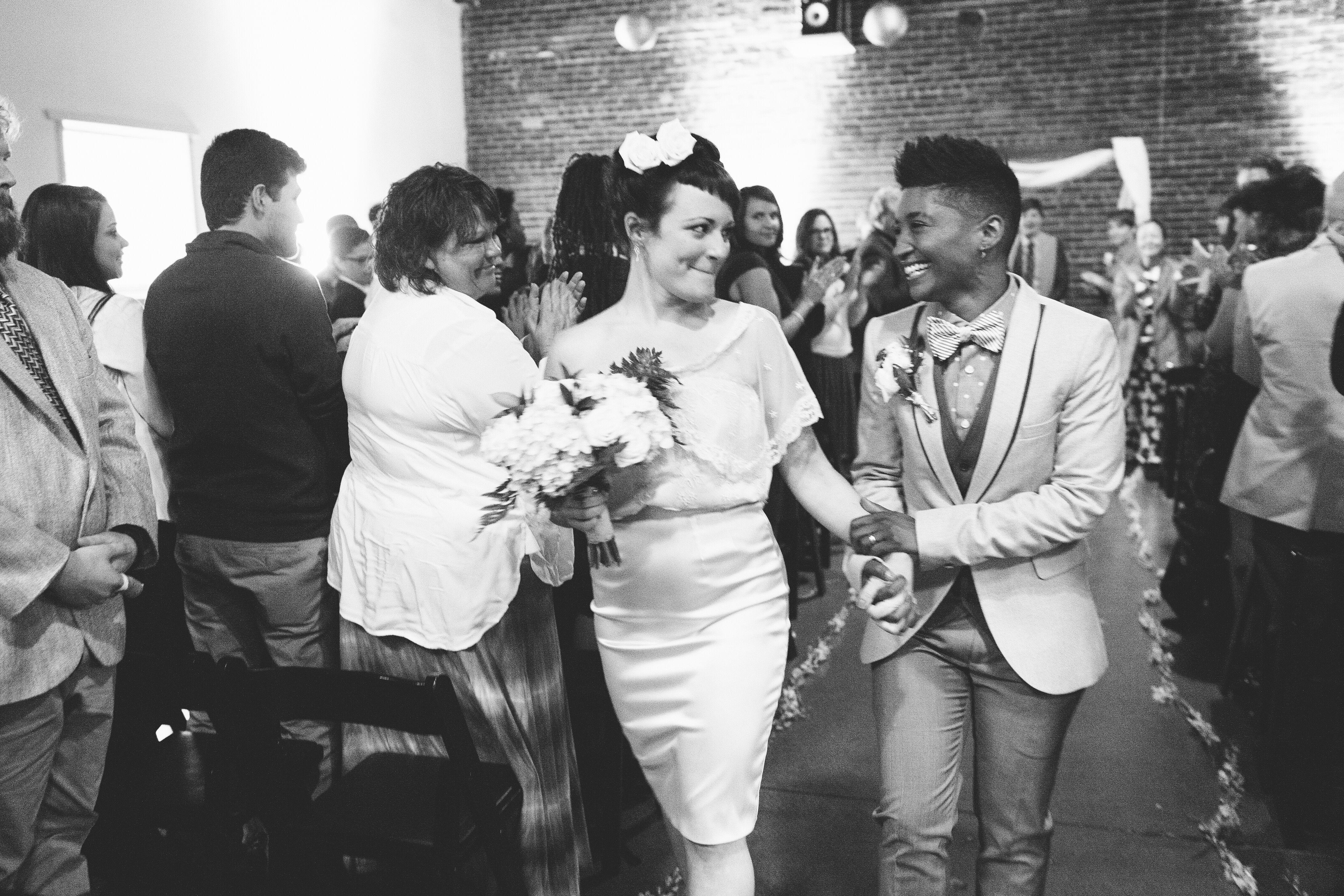 'Happy' Wedding Ceremony Recessional Song
