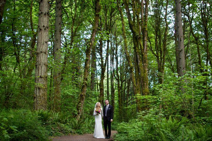 A Clic Garden Inspired Wedding At Glenn Viola Walters Cultural Arts Center In Hillsboro Oregon