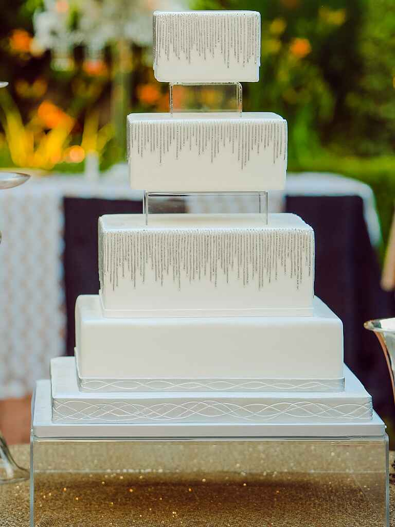 wedding cakes philadelphia ms 18 wedding cakes with bling that the show 25254