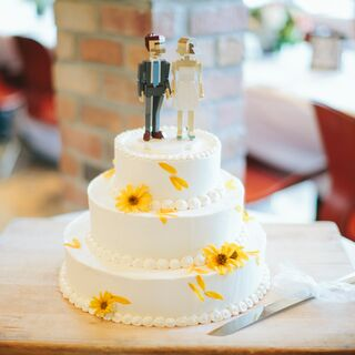 An Eclectic Retro Wedding in Pilsen