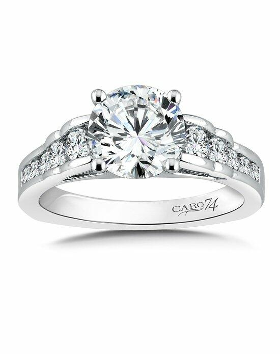 Caro 74 CR736W Engagement Ring photo