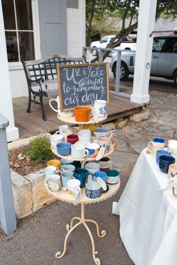 Coffee mug wedding favors - Coffee Mug Wedding Favors 14