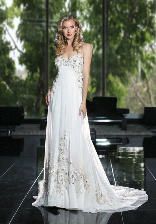 Simone Carvalli 90230 Wedding Dress photo