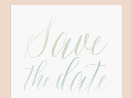 SavetheDates The Wording Wedding Planning Save the Dates – Save the Date Wording for Destination Wedding