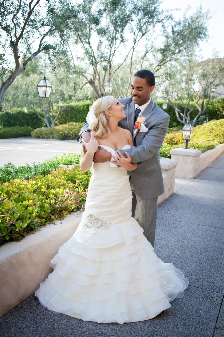 An Elegant Vintage Wedding in San Diego- CA