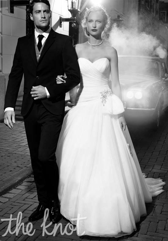 Justin Alexander 8610 Wedding Dress photo