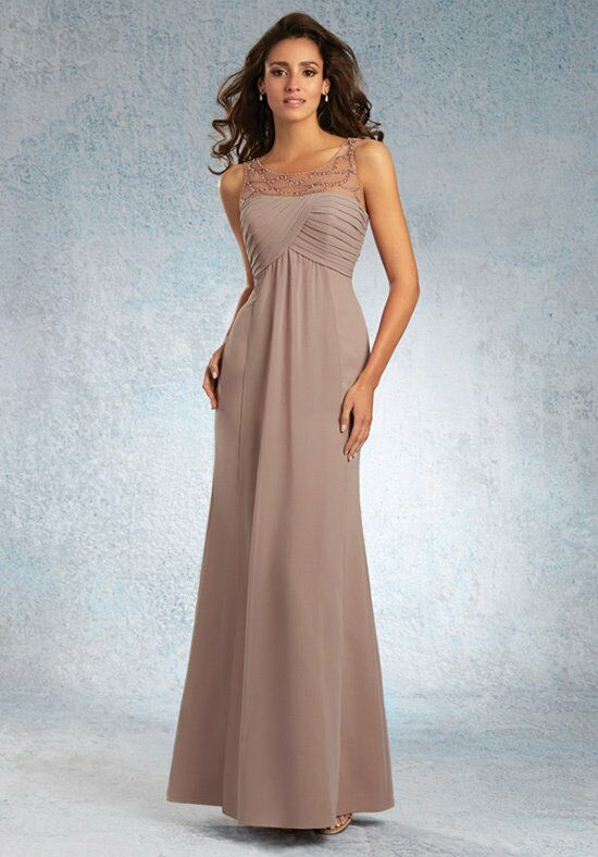 Alfred Angelo Sapphire (Bridesmaids) 8100L Bridesmaid Dress photo