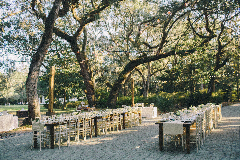 Eden Gardens State Park Outdoor Reception Space