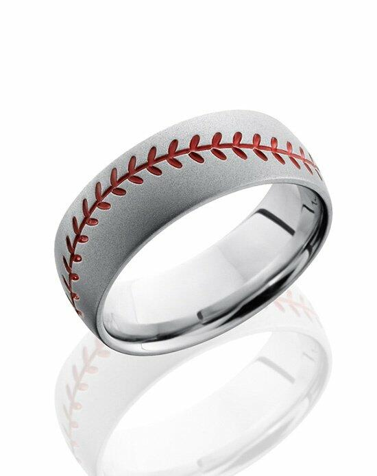 Lashbrook CC8DBASEBALLA Wedding Ring photo