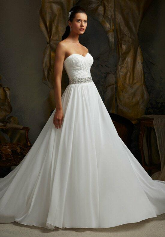 Blu by Madeline Gardner 5112 Wedding Dress photo
