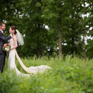 A Lakeside Wedding in Moravia