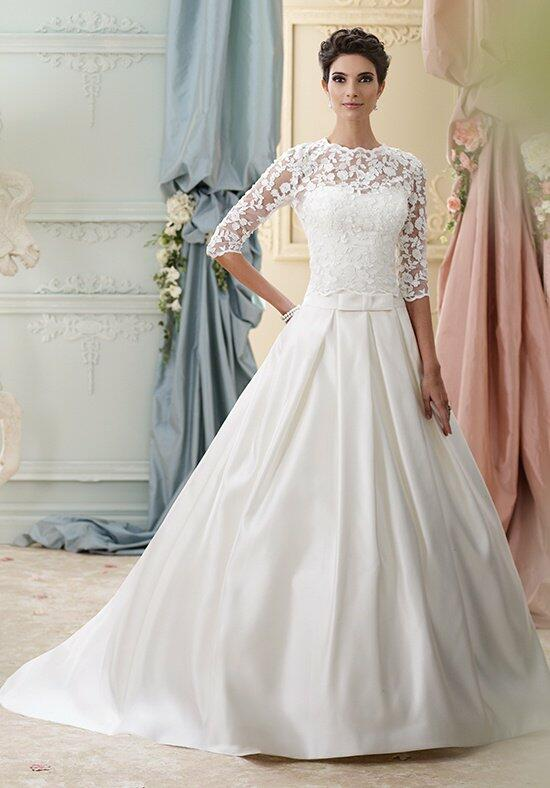 David Tutera for Mon Cheri 215280 - Myriamme Wedding Dress photo
