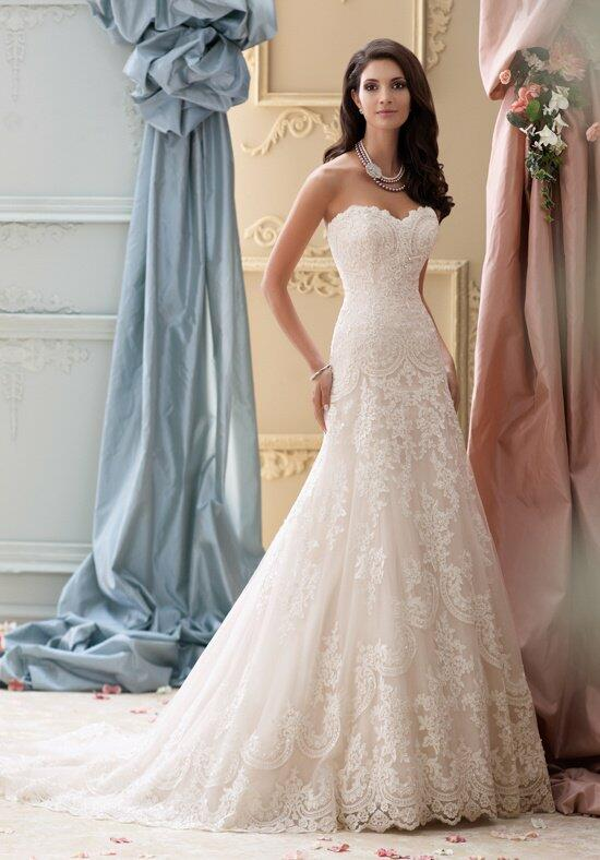 David Tutera for Mon Cheri 115237 Justice Wedding Dress photo